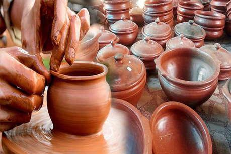हरियाणा में शादियों में अब मिट्टी के बर्तनों में परोसी जाएगी कुल्फी और चाय
