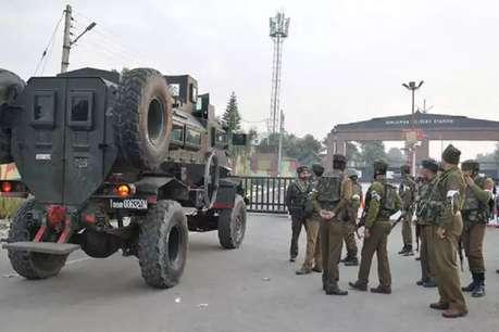 जम्मू कश्मीर: पिछले 6 महीने में मारे गए आतंकियों में 82% स्थानीय नागरिक