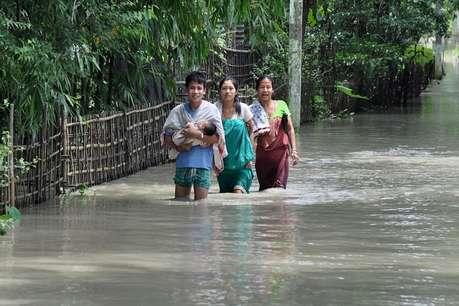 महाराष्ट्र, उत्तर भारत के कुछ हिस्सों में बारिश का कहर; असम और बिहार में हालात गंभीर