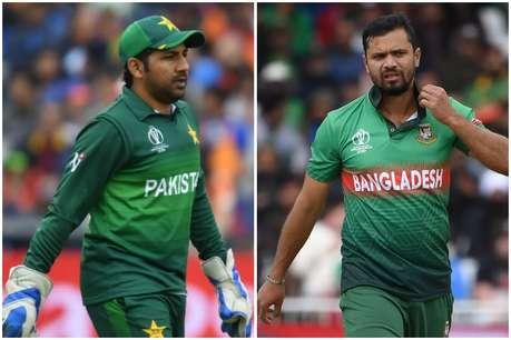 World Cup 2019: आज पाकिस्तान को बहुत आसानी से हरा देगा बांग्लादेश!