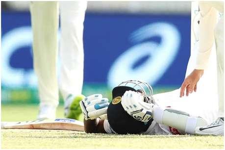 बल्लेबाज के सिर पर लगी गेंद, पिच पर ही हो गई मौत!
