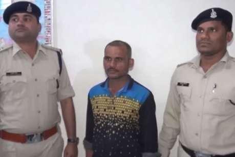 पत्नी की हत्या को आत्महत्या बताने की कोशिश में हत्या का आरोपी पति गिरफ्तार