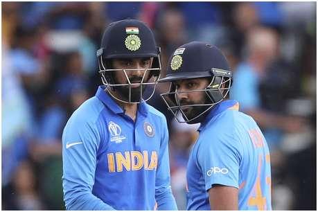 वर्ल्ड कप 2019: रोहित और राहुल ने रनों का पहाड़ खड़ा कर तोड़ डाले दिग्गजों के रिकॉर्ड