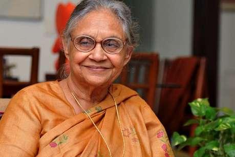 Sheila Dikshit: इंदिरा-सोनिया के बाद कांग्रेस की सबसे मजबूत महिला नेता, ऐसा था राजनीतिक सफ़र