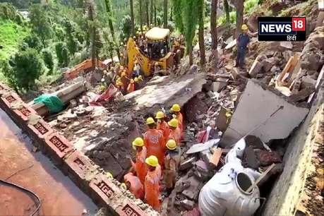 सोलन बिल्डिंग हादसा: खत्म हुआ रेस्क्यू ऑपरेशन, 13 जवानों समेत 14 की मौत