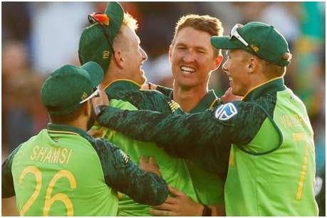 World Cup: ऑस्ट्रेलिया को हराकर दक्षिण अफ्रीका ने खत्म किया सफर, सेमीफाइनल में इंग्लैंड से भिड़ेंगे कंगारू