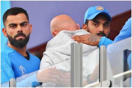 वर्ल्ड कप: सेमीफाइनल में हार के बाद टीम इंडिया से दो लोगों की छुट्टी