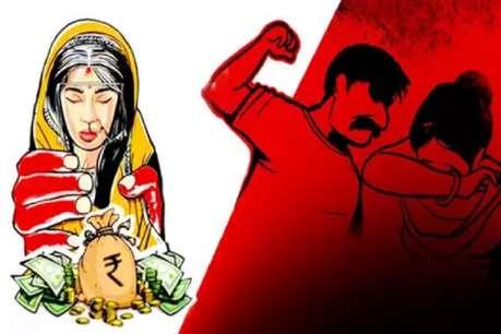 पत्नी से मारपीट कर अप्राकृतिक यौन शोषण करने का आरोपी पति गिरफ्तार