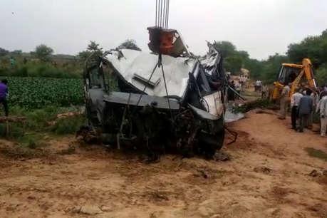 आगरा हादसा: डिप्टी CM दिनेश शर्मा और परिवहन मंत्री मौके के लिए रवाना