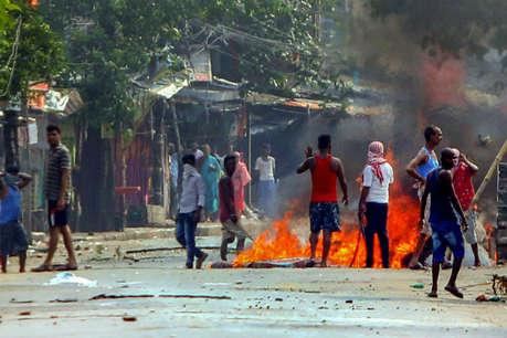 पश्चिम बंगाल में फिर हिंसा, पूर्व वर्धमान जिले में TMC-BJP कार्यकर्ताओं के बीच चले बम