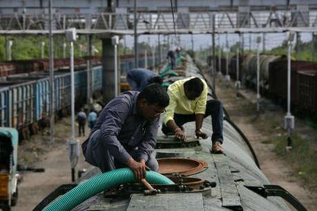 पाली के सूखे हलक: एक दशक बाद फिर आएगी वाॅटर ट्रेन, रोज लगाएगी 4 फेरे