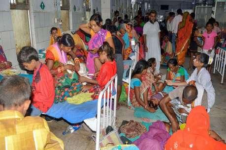 बिहार के चमकी बुखार पर केंद्र सरकार ने सुप्रीम कोर्ट में दाखिल किया हलफनामा