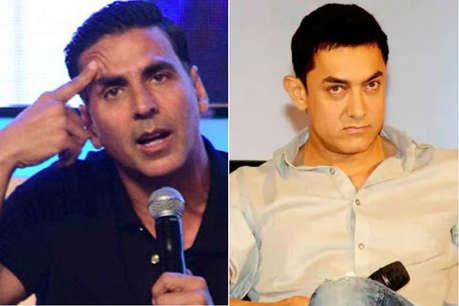 आमिर खान के पाले में घुसकर अक्षय कुमार ने दे डाली इतनी बड़ी चुनौती, होगी तगड़ी टक्कर