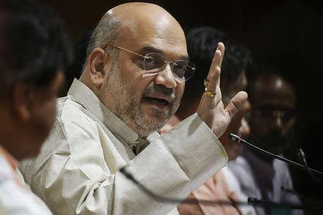कर्नाटक में सरकार गठन की कवायद तेज, अमित शाह से मिले BJP के दिग्गज नेता