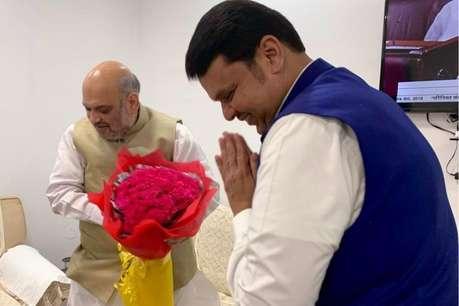महाराष्ट्र जीतने की तैयारी में BJP, सीएम फडणवीस की रैली को झंडी दिखाएंगे अमित शाह