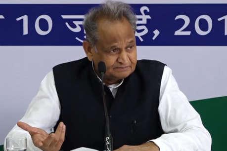 CM की कुर्सी पर फिर बहस छिड़ी, बसपा MLA ने कहा- गहलोत ही जनता के दिल की आवाज