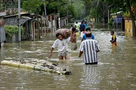 भारत, बांग्लादेश, नेपाल और म्यांमार में बाढ़ के कारण 600 लोगों की मौत, 2.5 करोड़ प्रभावित