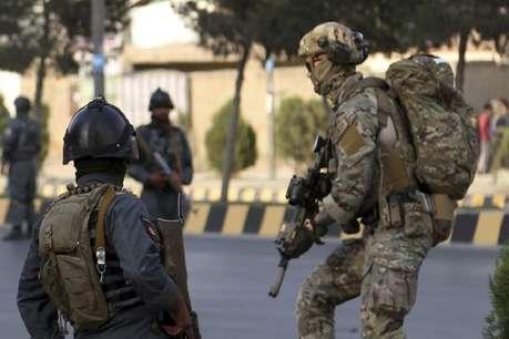 अफगान उपराष्ट्रपति पद के प्रत्याशी अमरुल्ला सालेह पर हमला, 20 लोगों की मौत