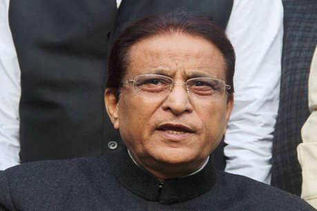 जया प्रदा पर अमर्यादित बयान के मामले में आजम खान पर FIR