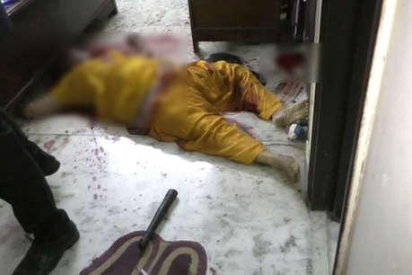 बरेली में डबल मर्डर: लूटपाट के बाद बुजुर्ग दंपति की सिर कुचलकर हत्या