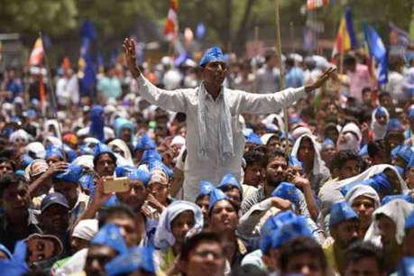 दलितों पर अत्याचार पर भीम आर्मी का आह्वान, एक दिन के लिए बीकानेर बंद
