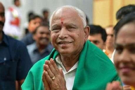 येदियुरप्पा ने संघ नेताओं का लिया आशीर्वाद, बोले- अब दिल्ली के निर्देशों का इंतजार