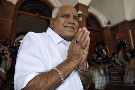 कर्नाटक: येदियुरप्पा शुक्रवार को ले सकते हैं मुख्यमंत्री पद की शपथ, आज अमित शाह करेंगे मुलाकात