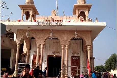 इस मंदिर में परिक्रमा करते ही पैरों पर खड़ी हो गई लकवाग्रस्त अमेरिकी महिला