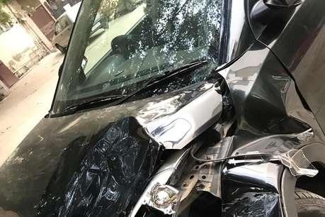 कार के मड फ्लैप और बार कोड से पुलिस ने ऐसे सुलझाया रायसीना रोड हिट एंड रन केस