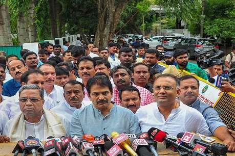 कर्नाटक: कांग्रेस ने 14 'पूर्व विधायकों' को पार्टी से निकाला