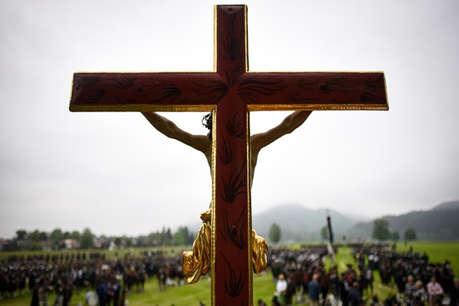 जबरन धर्म परिवर्तन के मामले में चर्च के बिशप समेत 3 के खिलाफ केस दर्ज