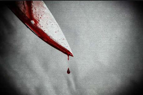 आठ माह की गर्भवती की चाकू घोंपकर हत्या, मौत के बाद पेट से निकाला गया बच्चा