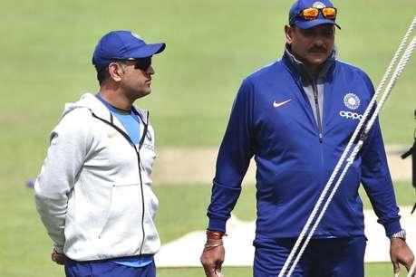 World Cup : हार के बाद बोले कोच रवि शास्त्री, नंबर चार पर मजबूत बल्लेबाज की जरूरत