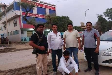 लाखों रुपए कीमत की हेरोइन व अफीम के साथ पांच तस्कर गिरफ्तार