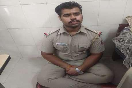 करोल बाग में रौब झाड़ रहा था दिल्ली पुलिस का नकली सब इंस्पेक्टर, गिरफ्तार