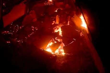 दिल्ली के ईएसआई अस्पताल के ऑपरेशन थिएटर में लगी आग