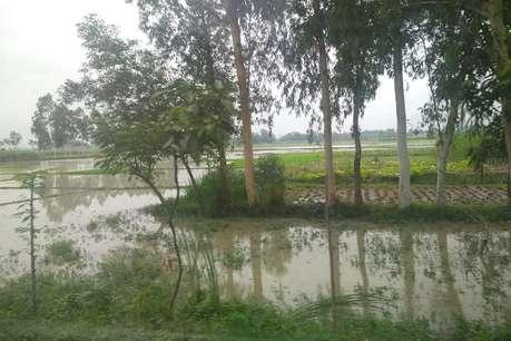 बाढ़, बारिश से आफत, पश्चिम बंगाल जैसे ही हैं बांग्लादेश के हालात