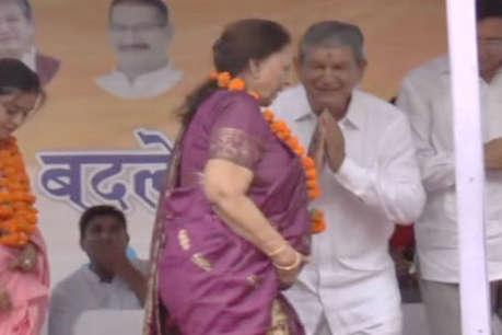 कांग्रेसियों में एक बार फिर दिखी तल्खी, इंदिरा ह्रदयेश ने हरीश रावत के अभिवादन का नहीं दिया जवाब