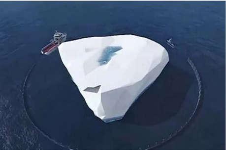 यूएई में पानी की दिक्कत दूर करने के लिए अंटार्कटिका से आइसबर्ग लाने की तैयारी