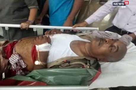 मुजफ्फरनगर: बदमाशों ने दरोगा को मारी गोली, कुख्यात अपराधी को कस्टडी से छुड़ाकर फरार