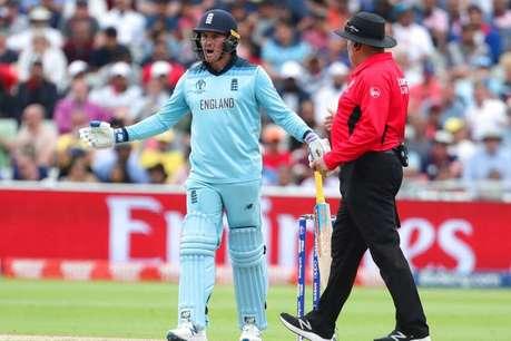 फाइनल से पहले इंग्लैंड को राहत, बैन नहीं हुआ गाली देने वाला खिलाड़ी