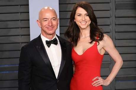 Amazon के CEO ने लिया दुनिया का सबसे महंगा तलाक, पत्नी को देने होंगे 38 अरब डॉलर