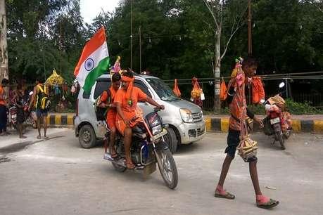 DELHI-NCR में क्या होगा कांवड़ियों का रूट, इन रास्तों पर जाने से बचें