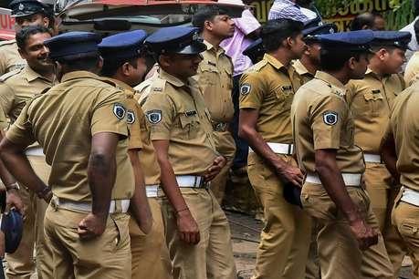 पुलिसकर्मी की संदिग्ध मौत पर परिजनों का आरोप- जाति के आधार पर होता था भेदभाव