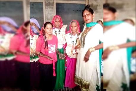 घर-घर जाकर बधाई से जुटाए पैसों से किन्नर ने गांव की बेटी की कराई शादी