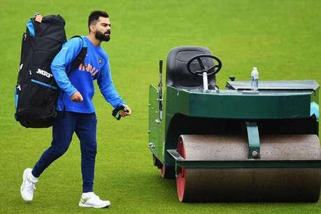 वर्ल्ड कप सेमीफाइनल: मैनचेस्टर से आई टीम इंडिया के लिए ये अच्छी खबर