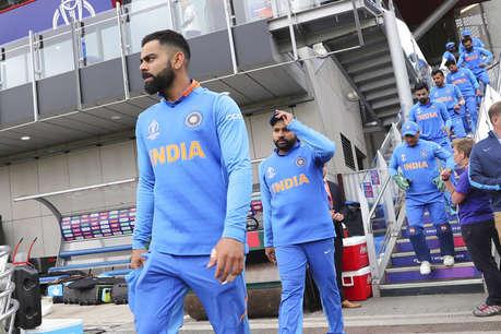 'जस्टिस फॉर कश्मीर' विवाद के बाद ICC सख्त, INDvsNZ मैच में स्टेडियम बना 'नो फ्लाई ज़ोन'