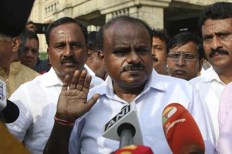कर्नाटक में बहुमत परीक्षण को लेकर जारी है टाल-मटोल, क्या होगा कुमारस्वामी का?
