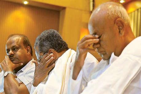कर्नाटक संकट: ये 4 बागी विधायक ही बचा सकते हैं कुमारस्वामी की सरकार!