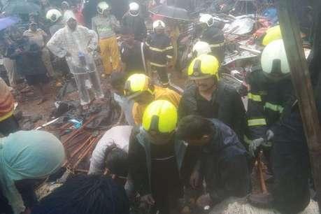 मुंबई में मलाड के पास ही एक और हादसा, दीवार गिरने से एक की मौत